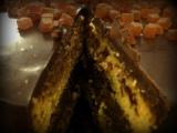 Tarta de naranja ytrufa