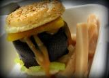 La hamburguesa de chocolate de TinoHelguera