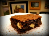 Brownie maya (con chile)