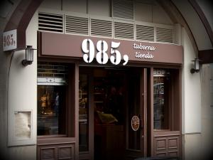 Imagen de la web de '985, taberna tienda'