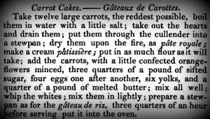 'The Art of French Cookery', 1827