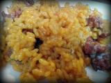 El arroz con picadillo y huevo estrellado de 'Quince nudos',Ribadesella