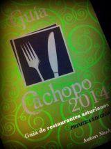 'Guía del cachopo2014'