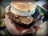 La (mejorable) hamburguesa de 'Traslacava', Oviedo